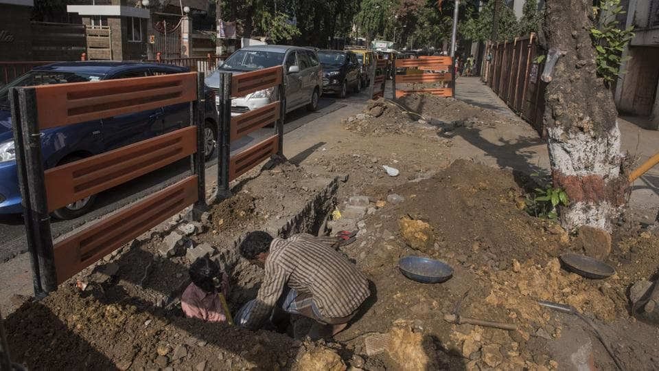 Almost 70% of roads in Pune will be dug up for laying pipelines for the 24x7 water supply scheme.