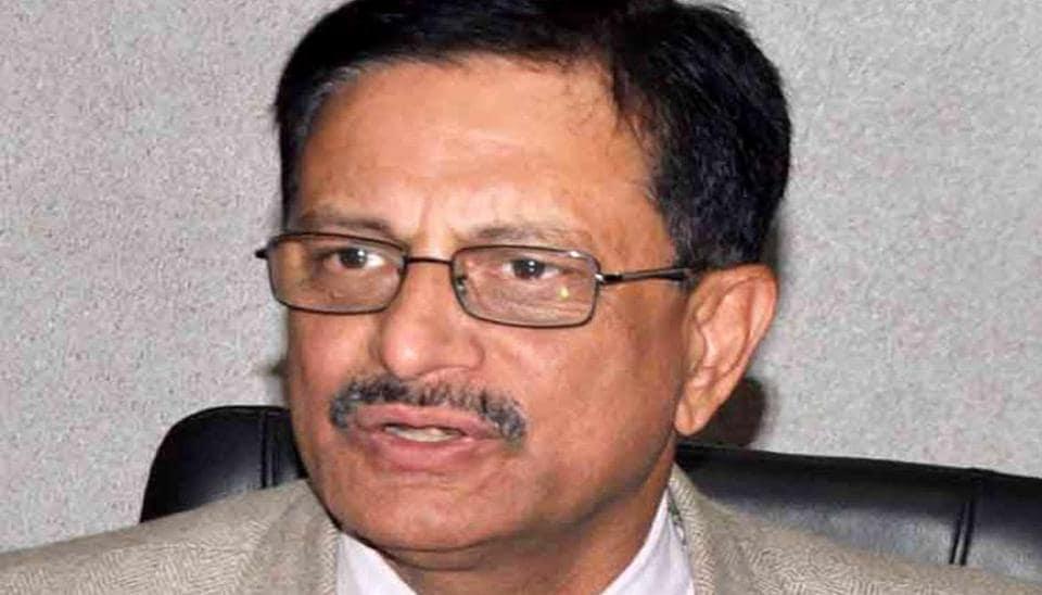 Himachal Pradesh director general of police (DGP) Sanjay Kumar.