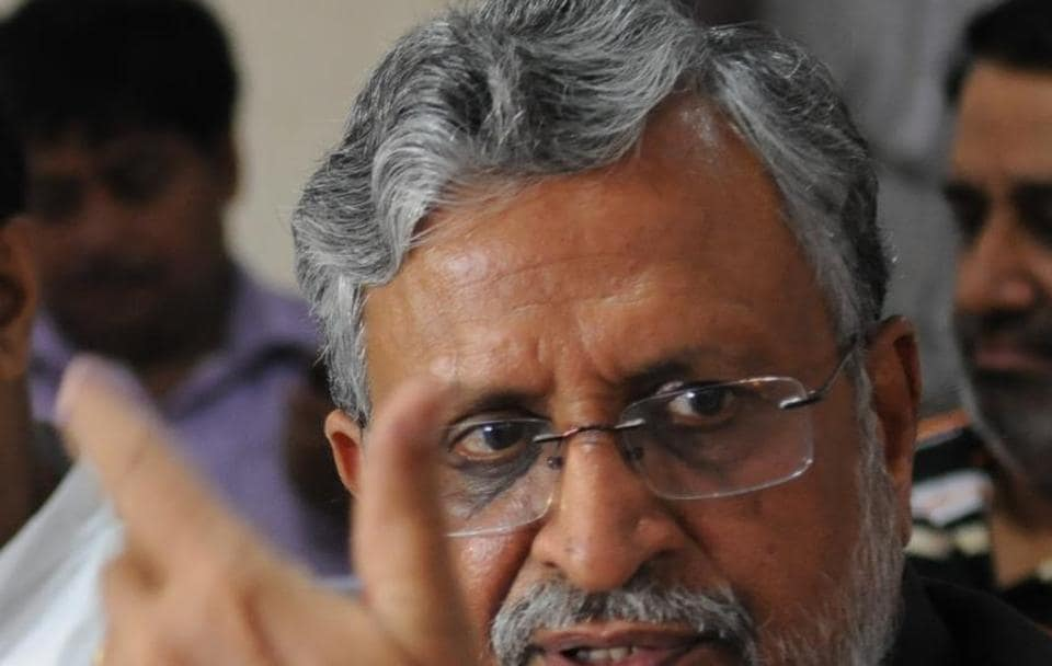 Tej Pratap,Sushil Modi,Lalu Prasad