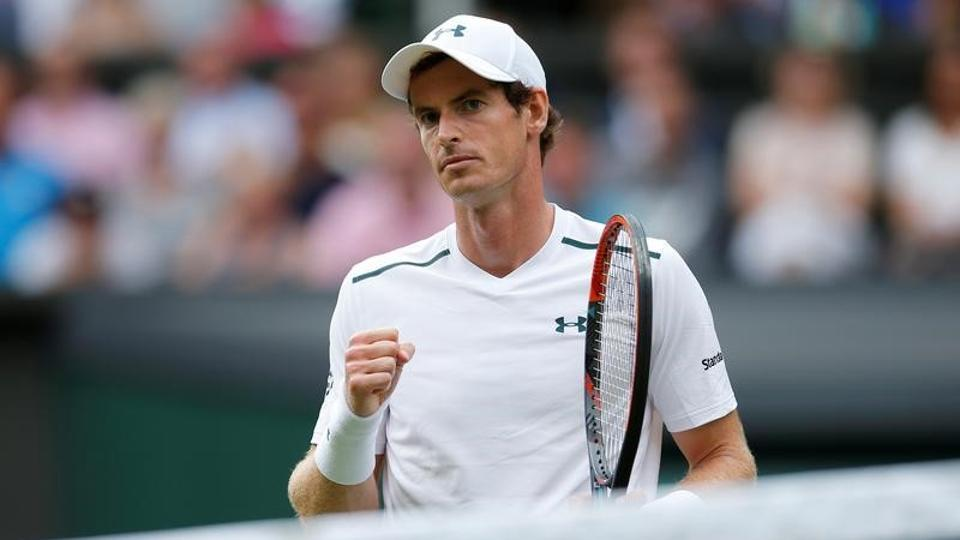 Wimbledon 2017,Andy Murray,French Open