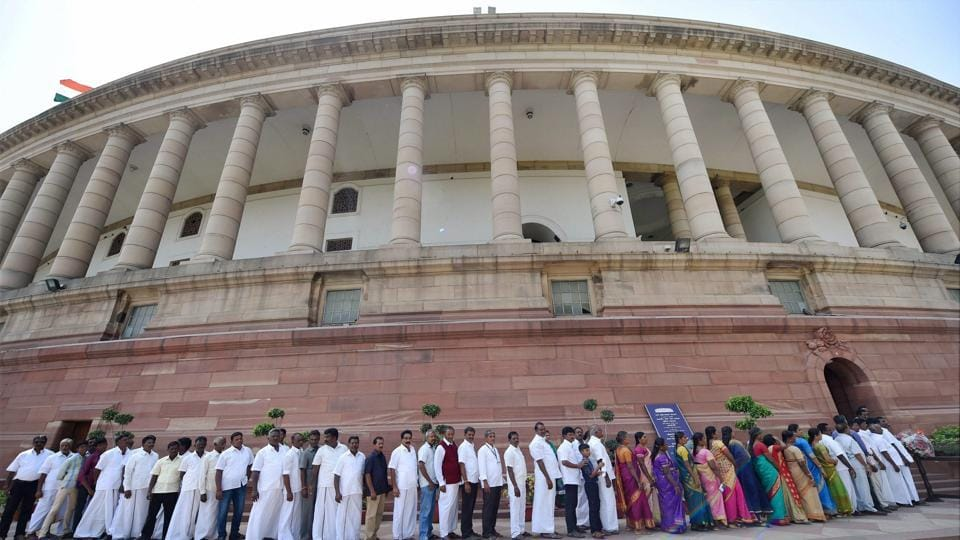 Sources said that Congress and NCP advocated changes in the election system.