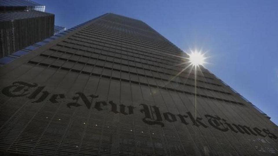 Mumbai city news,New York Times,newspaper