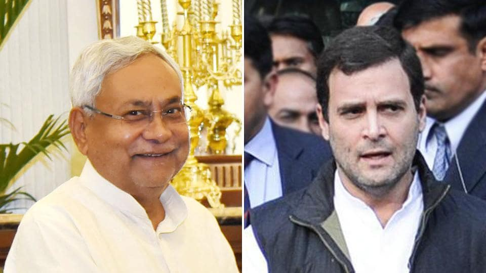 Congress vice-president Rahul Gandhi and Bihar chief minister Nitish Kumar, who share a good personal rapport , are also expected to discuss the vice-presidential candidate as well.