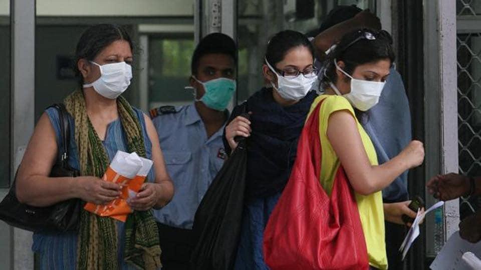 Swine flu,IGMC,Shimla