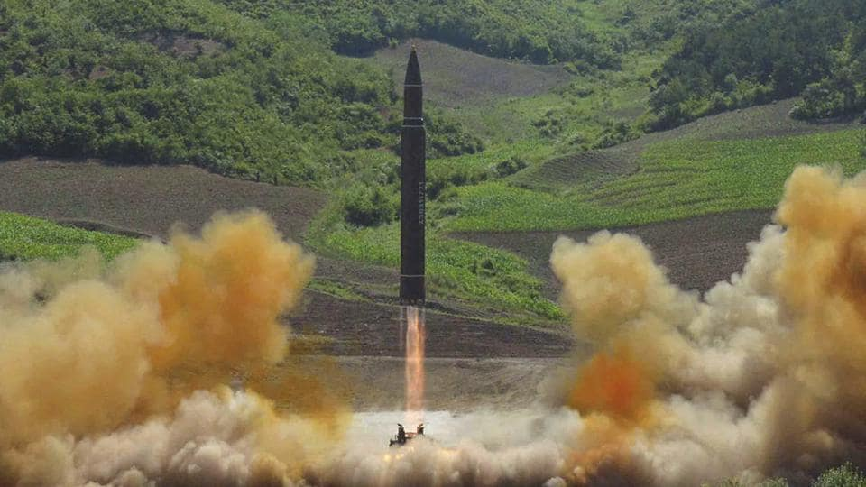 North Korea,ICBM,Pyongyang