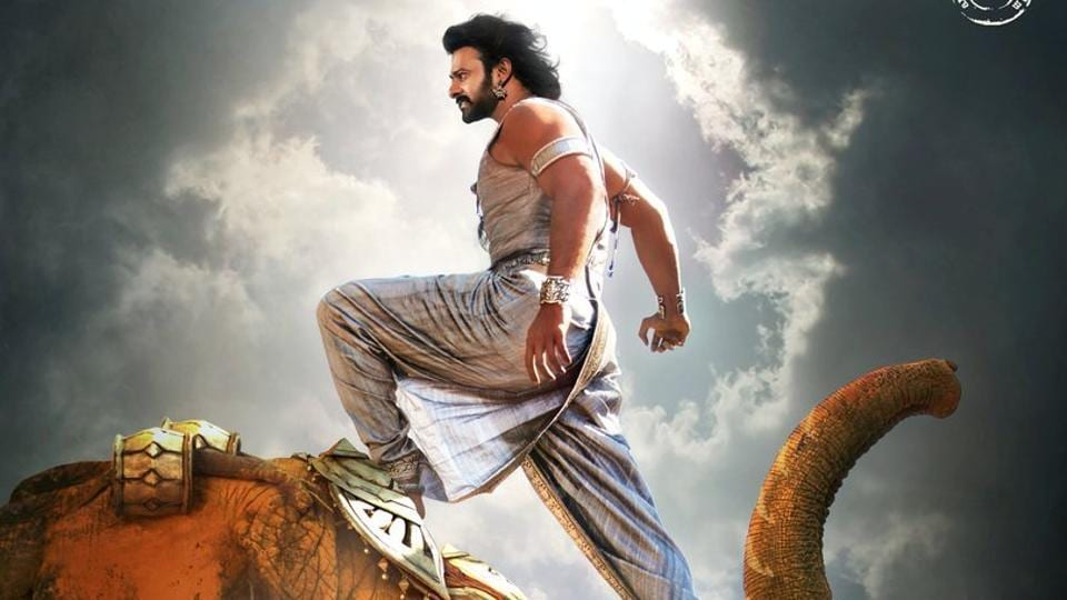 Prabhas played double role in Baahubali.