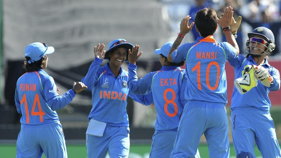 India are in search of their fourth straight win as they face Sri Lanka in the ICC Women's World Cup. Get all details of India vs Sri Lanka, ICC Women's World Cup, live streaming and live cricket score here.