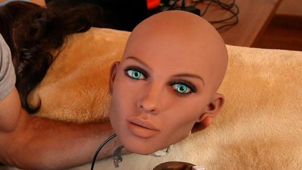 """Rapidly advancing technologies have already led to the creation of """"android love dolls"""" capable of performing 50 automated sexual positions."""