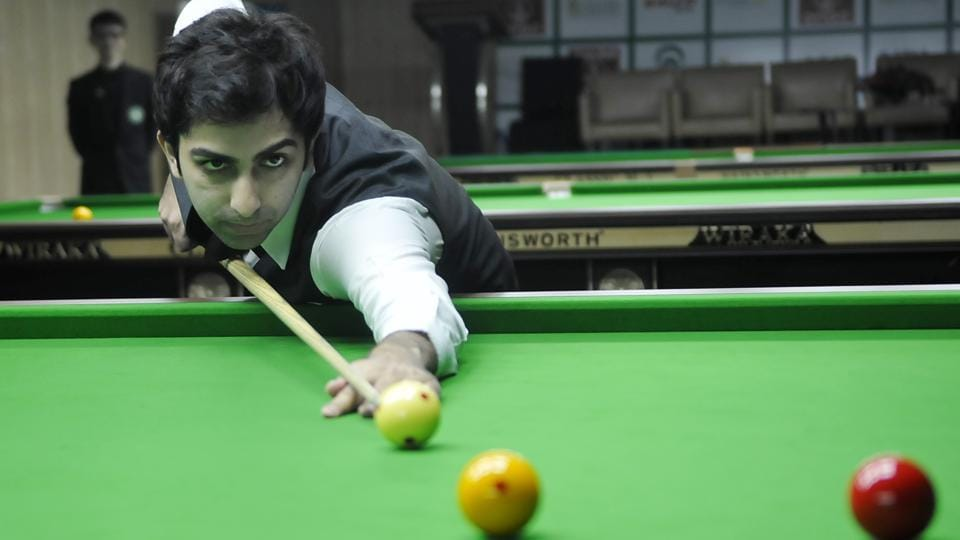 Pankaj Advani  won the Asian Team Snooker Championship title.