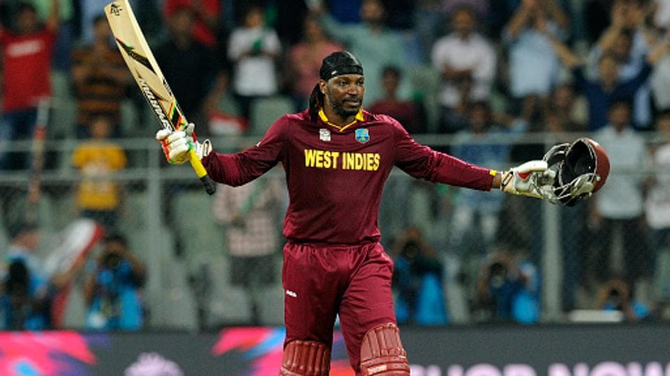 West Indies recall Chris Gayle for one-off T20 against India at Sabina