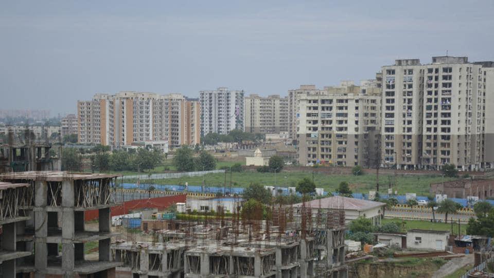 Noida,UP housing board,Mandola project