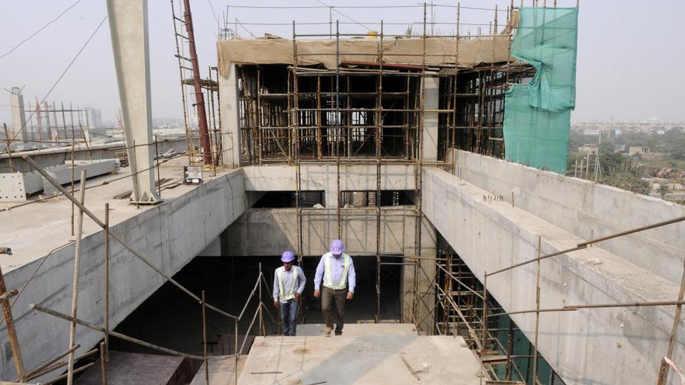 The 30km link will take the metro network deeper into Noida and Greater Noida and is expected to be opened by April 2018. NMRC, which owns the Rs5,400-crore project, is set to recruit more operational staff soon.