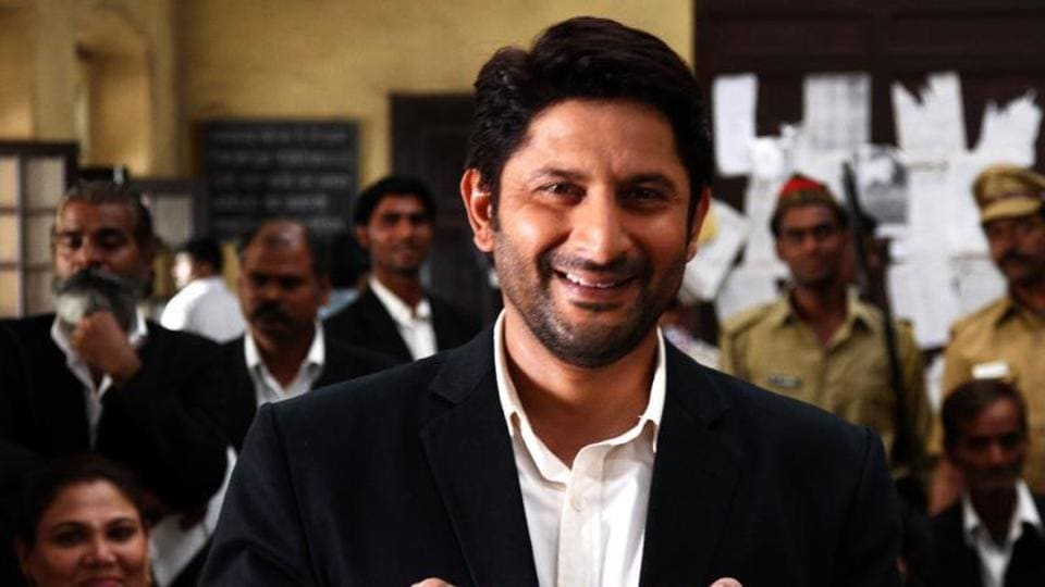 Arshad Warsi made his debut in Bollywood with 1996 film Tere Mere Sapne.