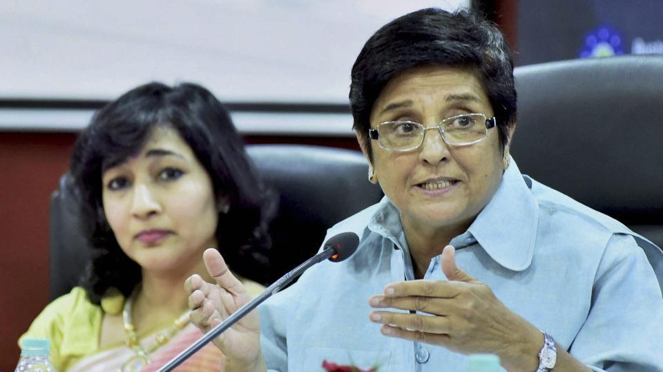 Puducherry,Kiran Bedi,nominates MLAs