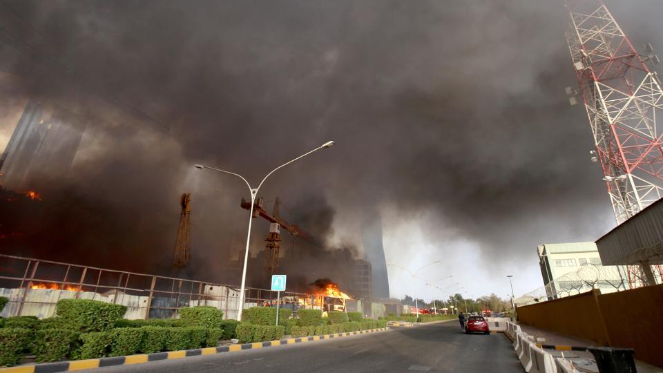 Gulf War,Kuwait,United States