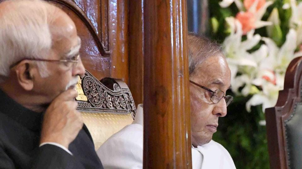 Vice President of India,Vice President Election,Vice President Nominee