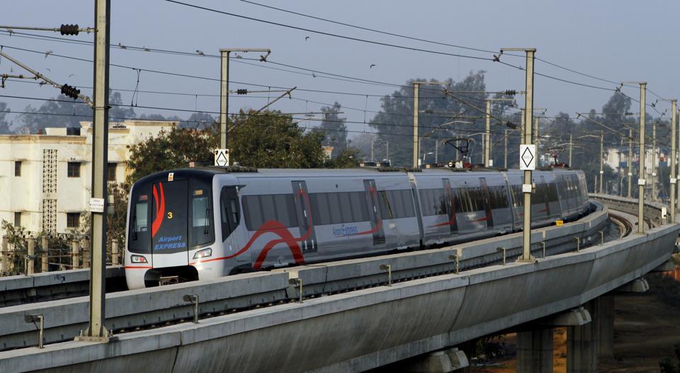 DMRC,Delhi metro,Metro
