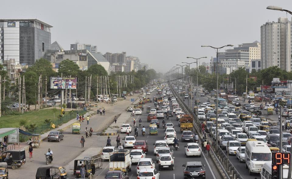 NHAI,Sohna Road,Elevated Corridor