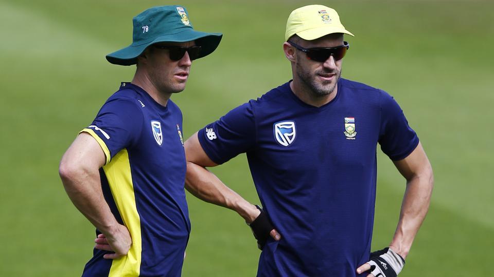 Vernon Philander,Faf du Plessis,AB de Villiers