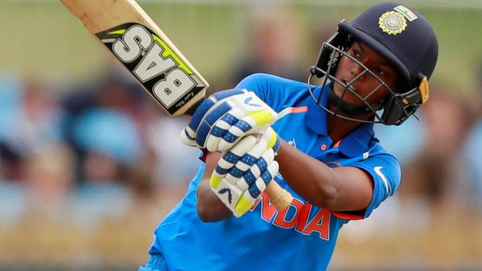Deepti Sharma was the highest scorer for India with 78 off 110 balls. (Action Images via Reuters)