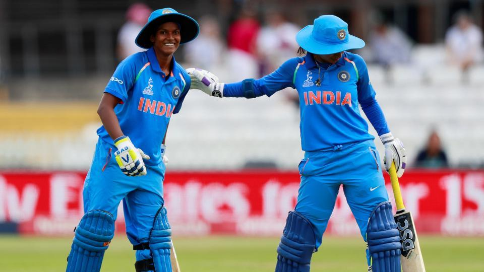 Deepti Sharma and Mithali Raj scored fifties as India beat Sri Lanka by 16 runs. (Action Images via Reuters)