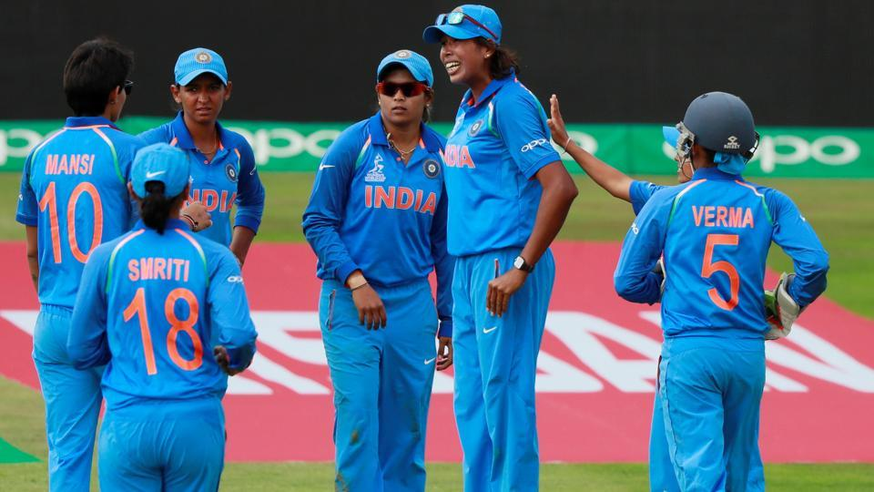 India notched their fourth straight win at the ICC Women's World Cup as they beat Sri Lanka by 16 runs. Catch highlights of India vs Sri Lanka here.