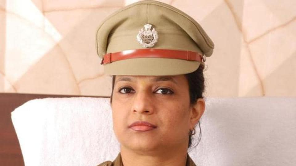 IPS officer Bharti Arora