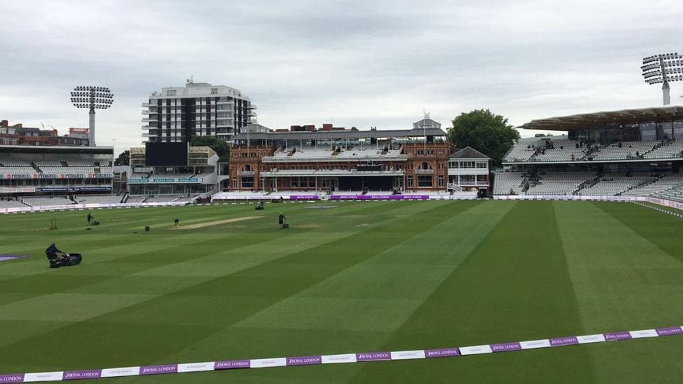 Lord's is often referred to as the home of cricket.