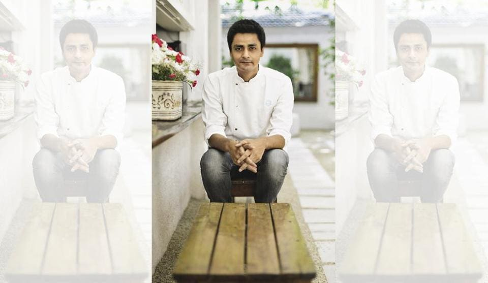 For Manu Chandra the best and worst thing about being a celebrity chef is that you are never really a celebrity!