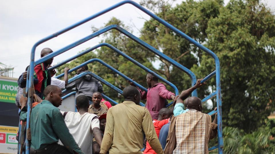 Truck accident,Africa,Bangui