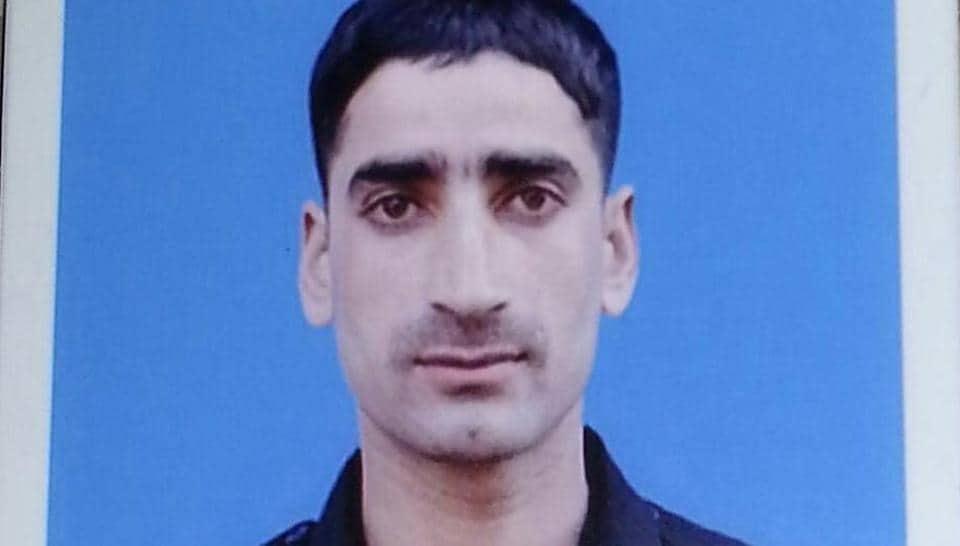 Army Jawan,Indian Army,Kashmir