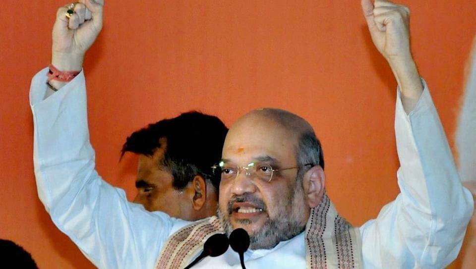 Amit Shah,Odisha,Bharatiya Janata Party