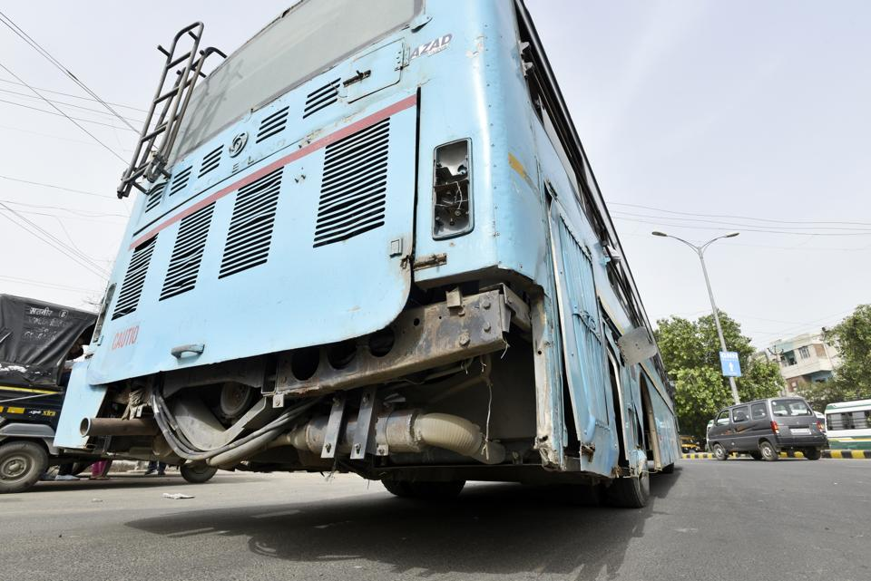 Gurgaon bus service,Gurgaon public transport,Gurugram transport