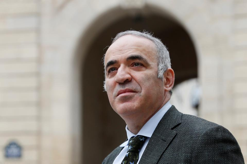 Garry Kasparov,Chess,Rapid and Blitz tournament