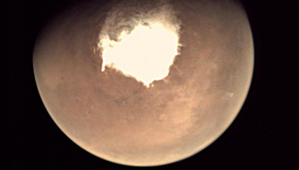 Mars Surface May Be Too Toxic For Microbial Life