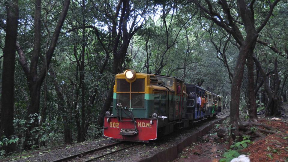 The much awaited toy train service between Neral and Matheran will partially begin between Aman Lodge and Matheran at the end of July.