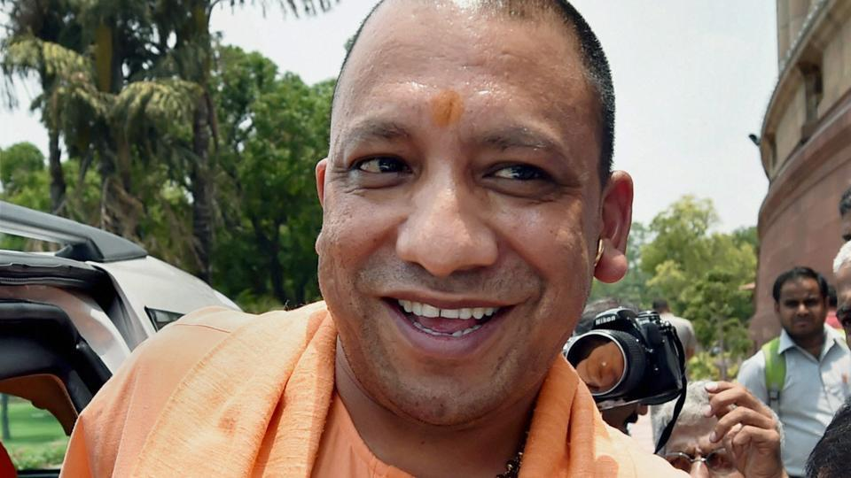 Chief minister Yogi Adityanath said he considered himself fortunate to have been given the responsibility of heading Uttar Pradesh by Prime Minister Narendra Modi and BJP president Amit Shah.