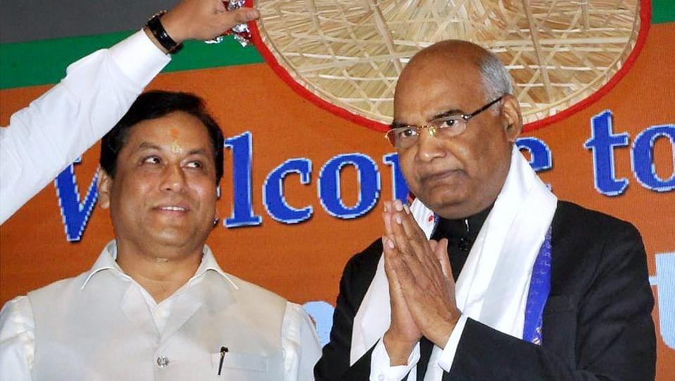 Ram Nath Kovind,Presidential Poll,Presidential Election