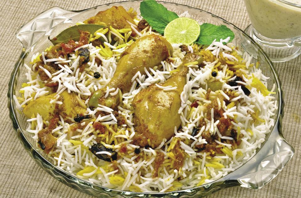 There are a number of theories tracing the origin of the biryani that make the subject a minefield