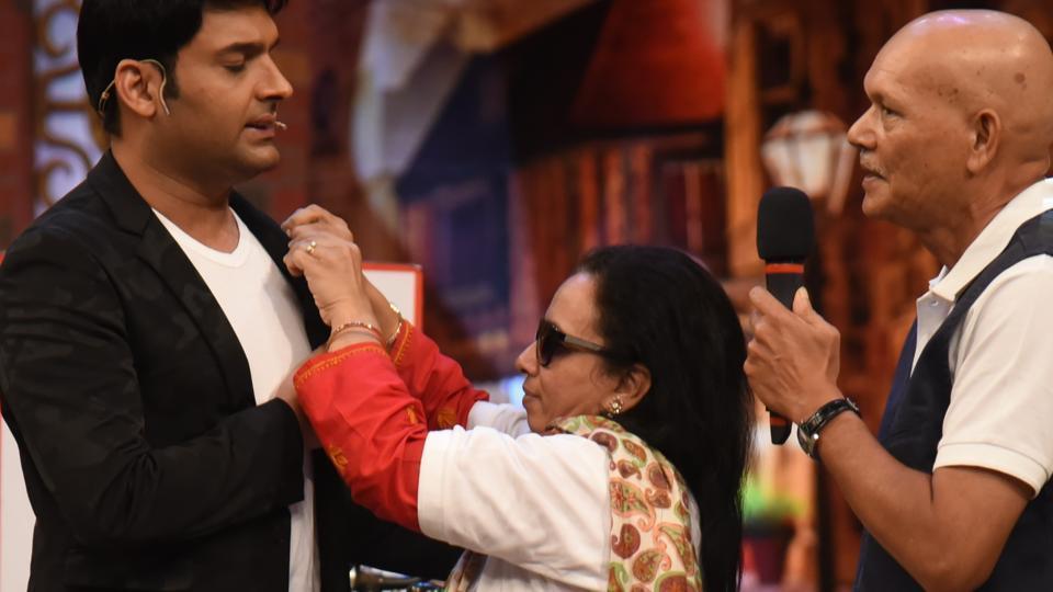 Kapil Sharma,The Kapil Sharma Show,Television
