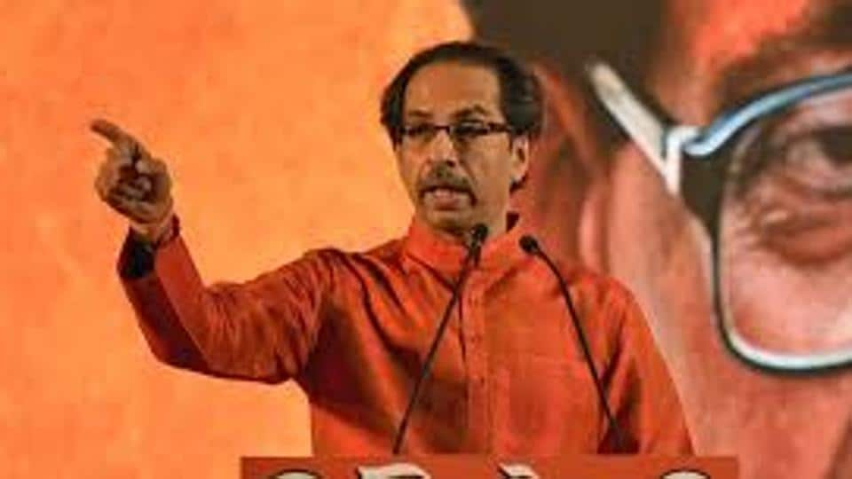 At the event, state finance minister Sudhir Mungantiwar presented a Rs647.34 crore cheque to Mumbai Mayor Vishwanath Mahadeshwar and Sena chief Uddhav Thackeray as a first compensation for the BMC's loss of revenue from the octroi duty, scrapped under the new Goods and Services Tax (GST) regime.