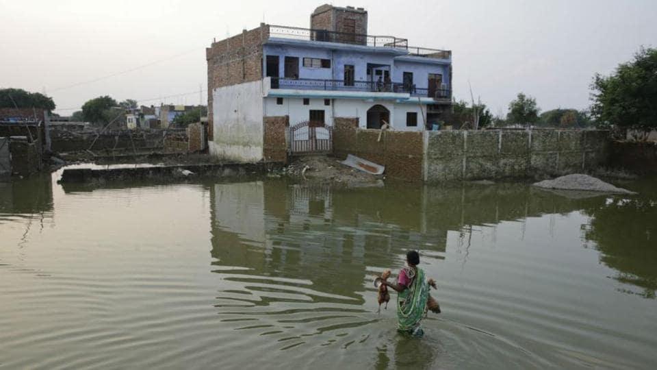 Monsoons,Uttar Pradesh,Lucknow