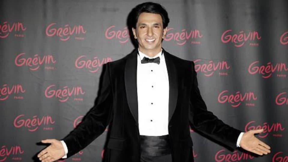 Social media users wasted no time in trashing Ranveer Singh's wax statue.