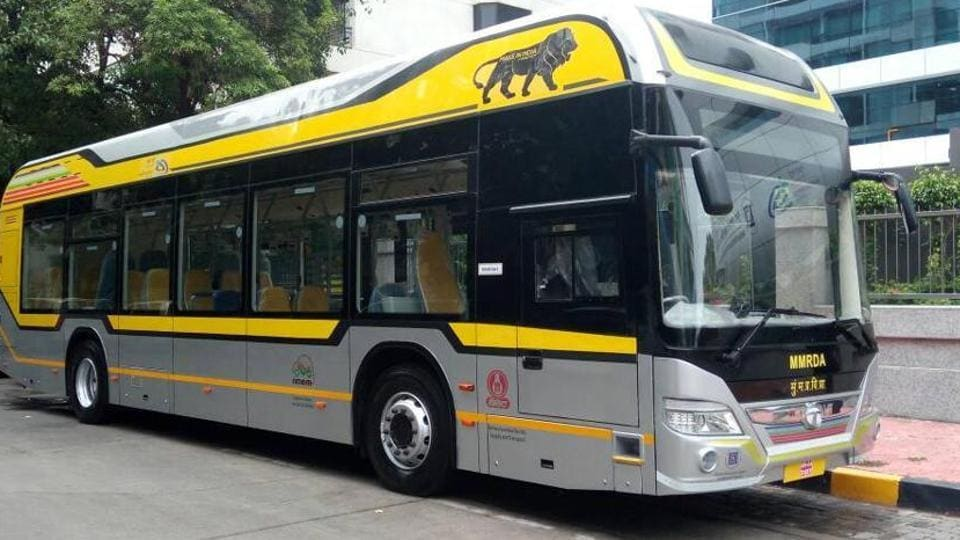 Mumbai city news,bus,BKC