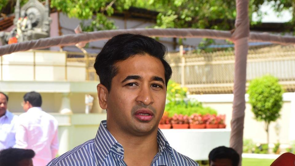 Mumbai city news,Nitesh Rane,Congress MLA