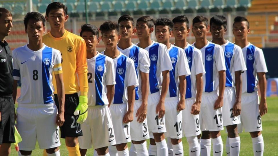 Indian Football team,Colombia football team,Ghana Football team