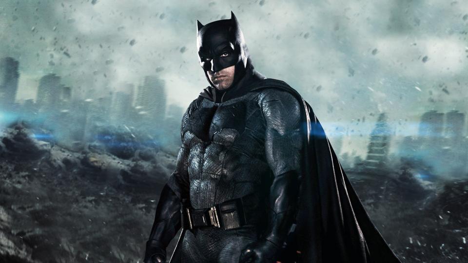 Batman,Justice League,Ben Affleck