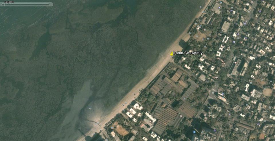 Mumbai city news,Maharashtra coastline,anti-sea erosion bunds