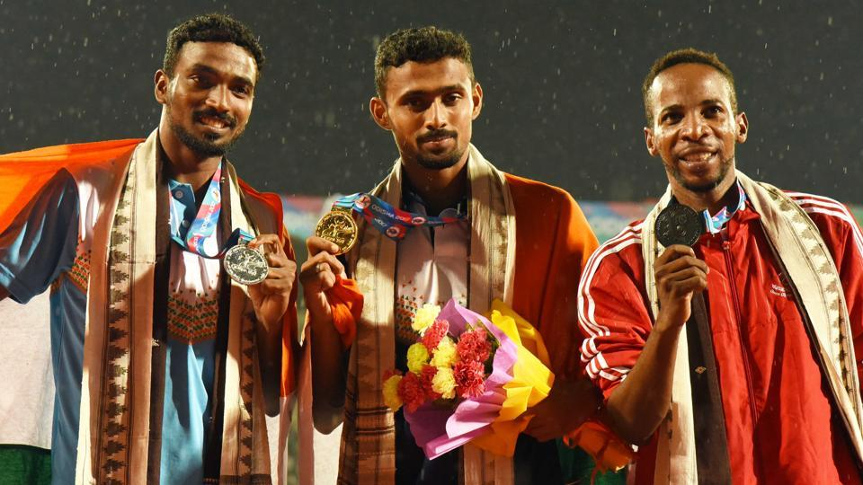 Asian athletics: Gold for Manpreet Kaur, Vikas Gowda bags bronze