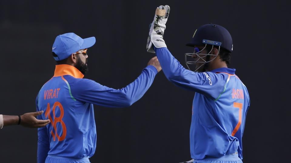 India captain Virat Kohli has shown unflinching support towards MS Dhoni.